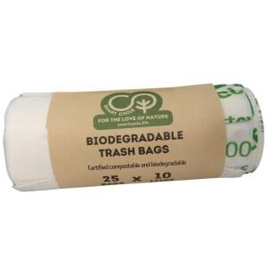 Saci menajeri biodegradabili 10 litri x 25 buc