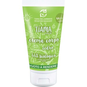 Crema de corp cu lamai salbatic bio 150ml Tiama