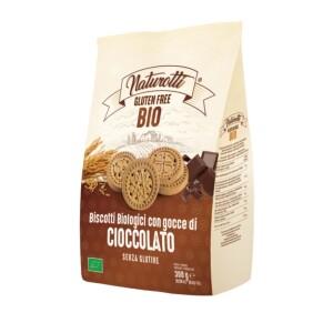 Biscuiti cu ciocolata eco