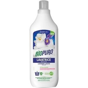 Detergent hipoalergen pentru rufe albe si colorate bio 1L