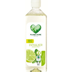 Detartrant bio - lime si menta - 510ml Planet Pure