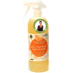Biolu detergent ecologic pentru uz general cu portocale 1L