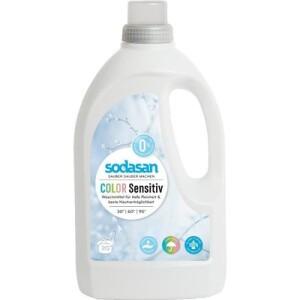 Detergent bio lichid color Sensitiv 1.5L SODASAN