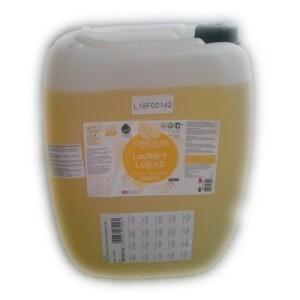 Biolu Detergent ecologic lichid pentru rufe albe si colorate portocale 20L