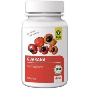 Guarana bio 500mg