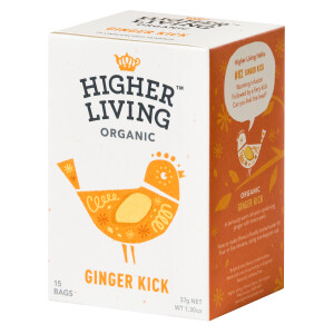 Ceai GINGER KICK eco