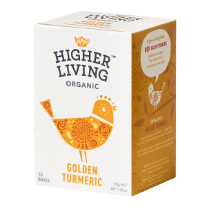Ceai GOLDEN TURMERIC eco
