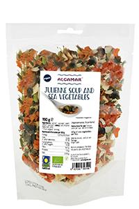 Supa Julienne cu alge marine eco 150g