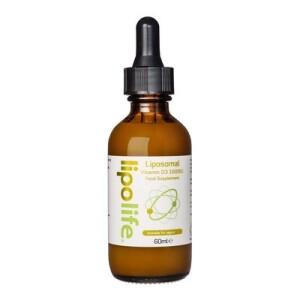 Lipolife - Vitamina D3 lipozomala 60ml