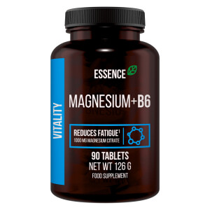 MAGNEZIU + VITAMINA B6