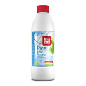 Bautura vegetala de orez Natural eco 1L Lima