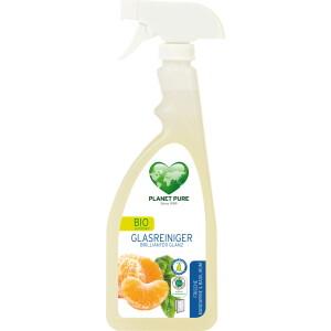 Detergent bio pentru sticla -mandarin si busuioc - 510ml Planet Pure