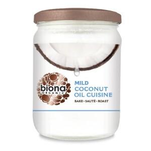 Ulei de cocos dezodorizat eco 470g BIONA